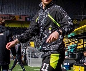 dortmund, wallpaper, and football image