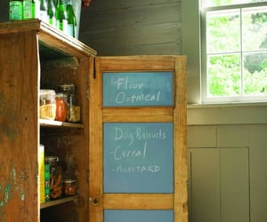 cottage, country living, and cupboard image