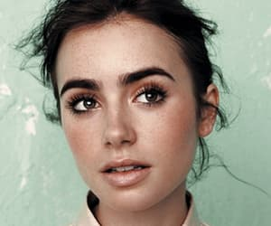 lily collins image