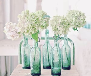 cottage, green, and farmhouse style image
