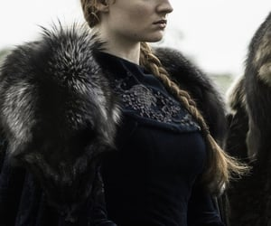 warrior, a song of ice and fire, and sophie turner image