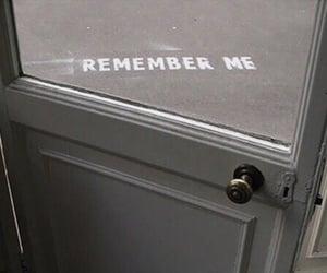 aesthetic, door, and grey image