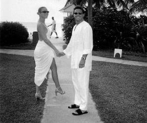 Mariah Carey and luis miguel image