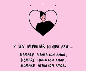 love, frases, and drawing image