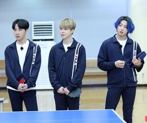 jk, bangtan, and jeon jungkook image