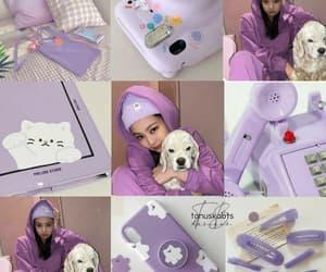 diary, kpop, and purple image