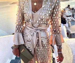 accessories, kimono, and lady image