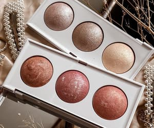 makeup, beauty, and palette image