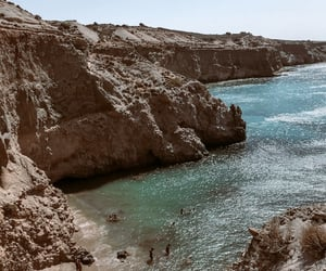Island, nature, and milos image