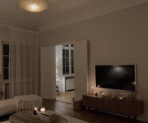 cozy, decor, and livingroom image