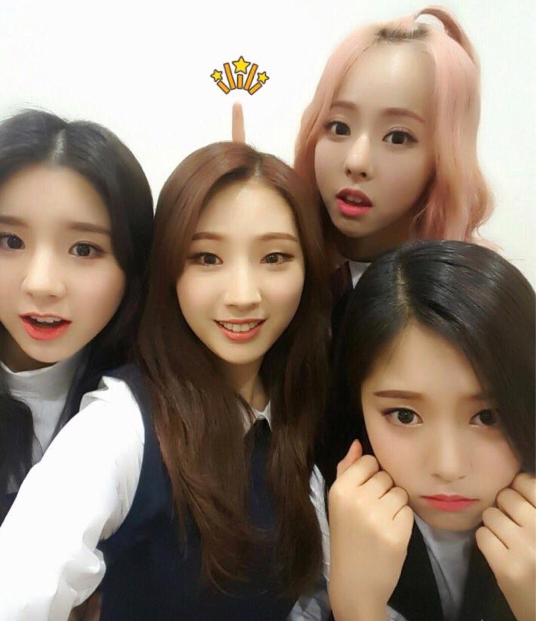 icon, jeon heejin, and loona image