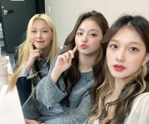 kpop, lee nagyung, and fromis_9 image