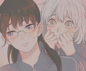 manga, webtoon, and gl webtoon image
