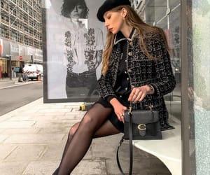 beauty, blazer, and blogger image