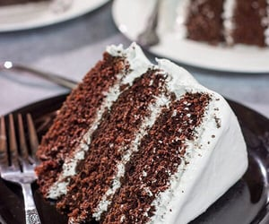 cakes, delicious, and dessert image