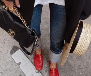 chanel bag, street style, and lesbabiolesdezoé image