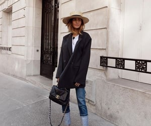 blogger, chanel, and look image