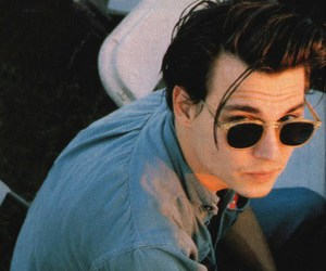 johnny depp, sexy, and vintage image