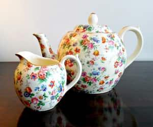 1900s, vintage teapot, and retrogroovie image