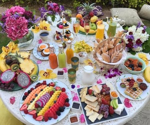 food, breakfast, and delicious image