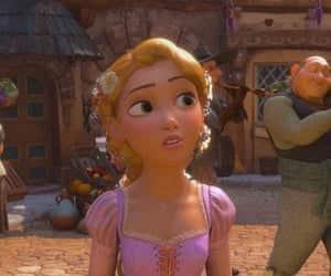 princess, rapunzel, and article image