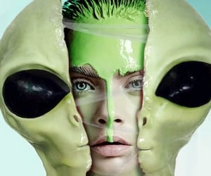 power, cara delevingne, and strenght image