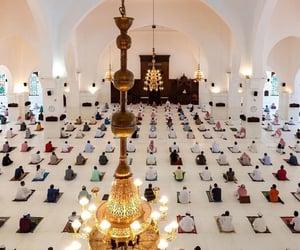 islam, peace, and pray image