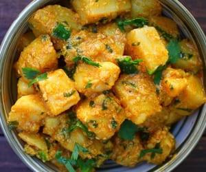 aloo ko achar (nepali pickled potatoes) recipe :: story of a kitchen