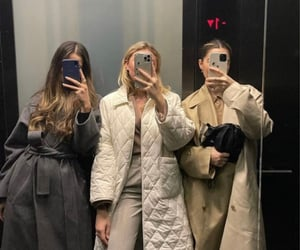 fashion, friendship, and friends image
