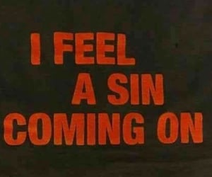 feel and sin image
