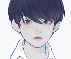 aesthetic, avatar, and kpop image