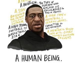 blm, black lives matter, and george floyd image