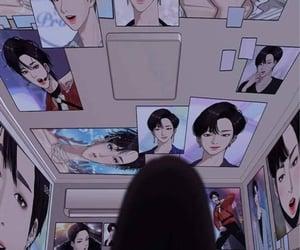 anime, webtoon, and seojun image
