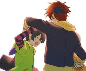 anime, anime boy, and sk8 the infinity image