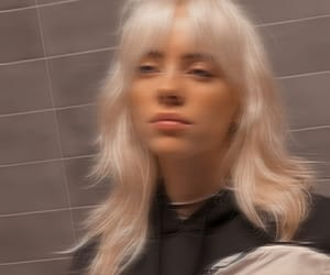 aesthetic, blonde, and hair image