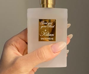fragrance, luxury, and nails image