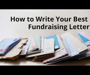 video, non-profit, and nonprofit fundraising image