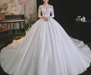 backless, gorgeous, and ball gown image