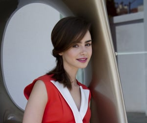 mirror mirror and lily collins image