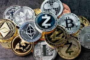 article and cryptocurrency image
