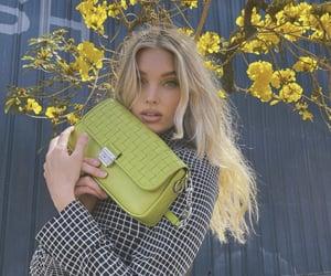 model, blonde, and elsa hosk image
