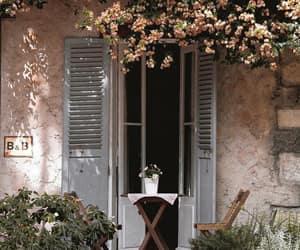 balcony, blossom, and escape image