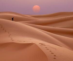 dune, morocco, and photography image