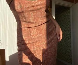 dress, fashion, and sunshine image