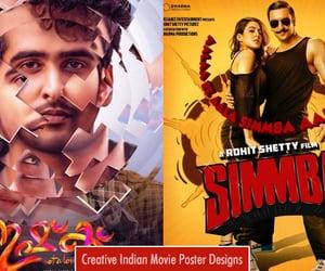 graphic design, poster design, and movie poster design image