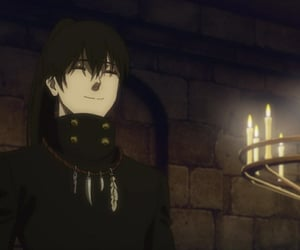 anime, nacht, and anime boy image