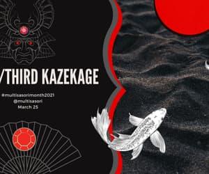 sasori, fic rec, and third kazekage image