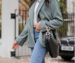 blogger, Christian Dior, and dior bag image