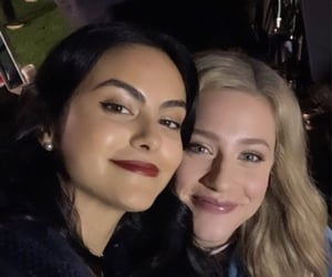 betty cooper and lili reinhart image
