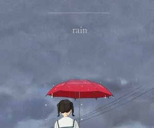 rain, wallpaper, and background image